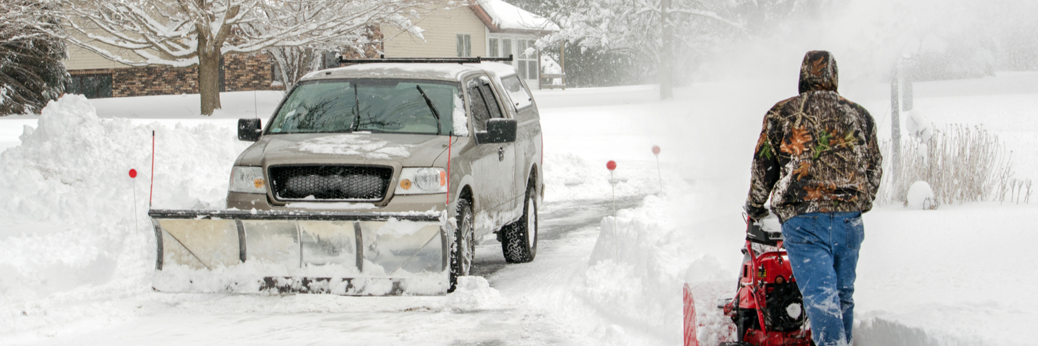 Snow Plowing Insurance Massachusetts