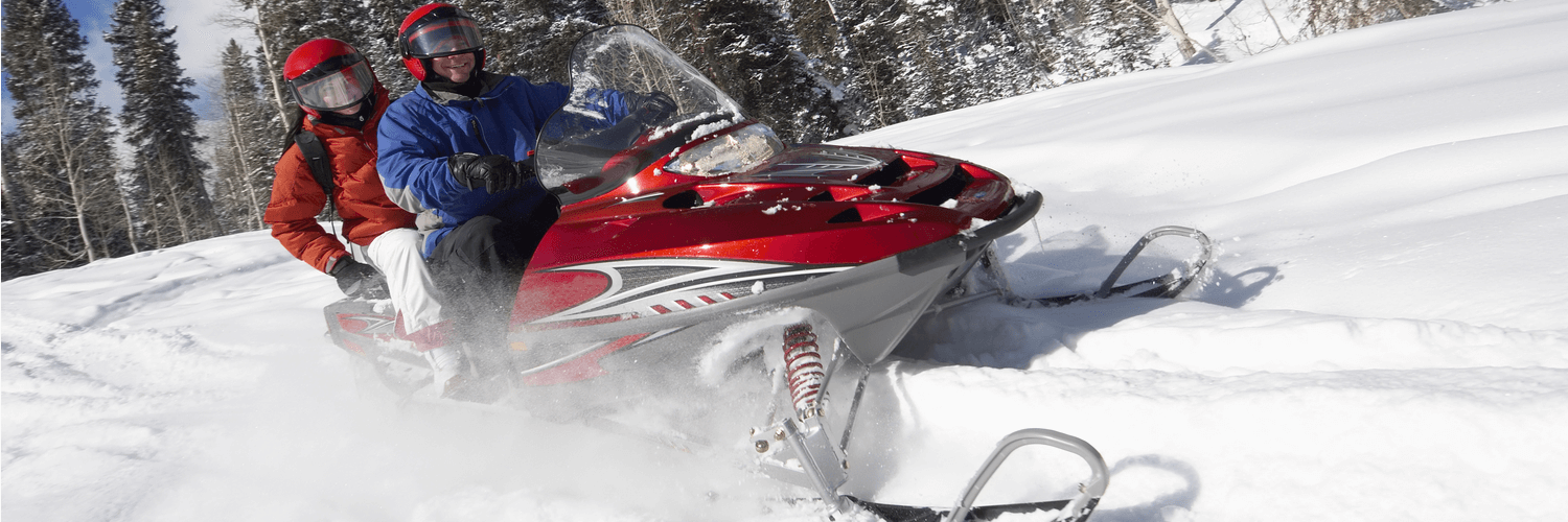 Snowmobile Insurance Massachusetts